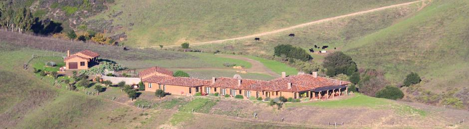 Many property owner services are available on site at Hollister Ranch